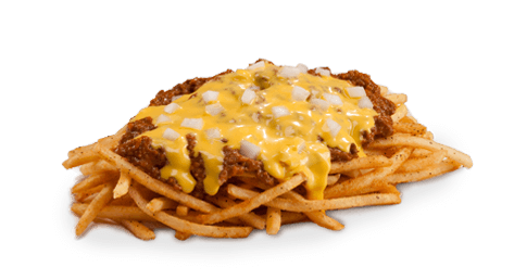 Freddy's Frozen Custard Chili Cheese Fries
