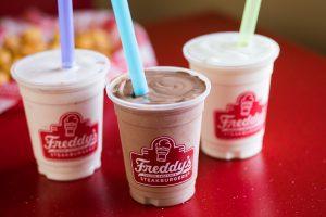 Freddy's Frozen Custard & Steakburgers Shakes