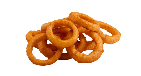 Onion rings png
