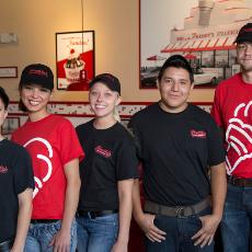 Freddy's Frozen Custard & Steakburgers Team Members