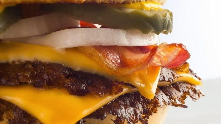Bacon Double Cheeseburger.