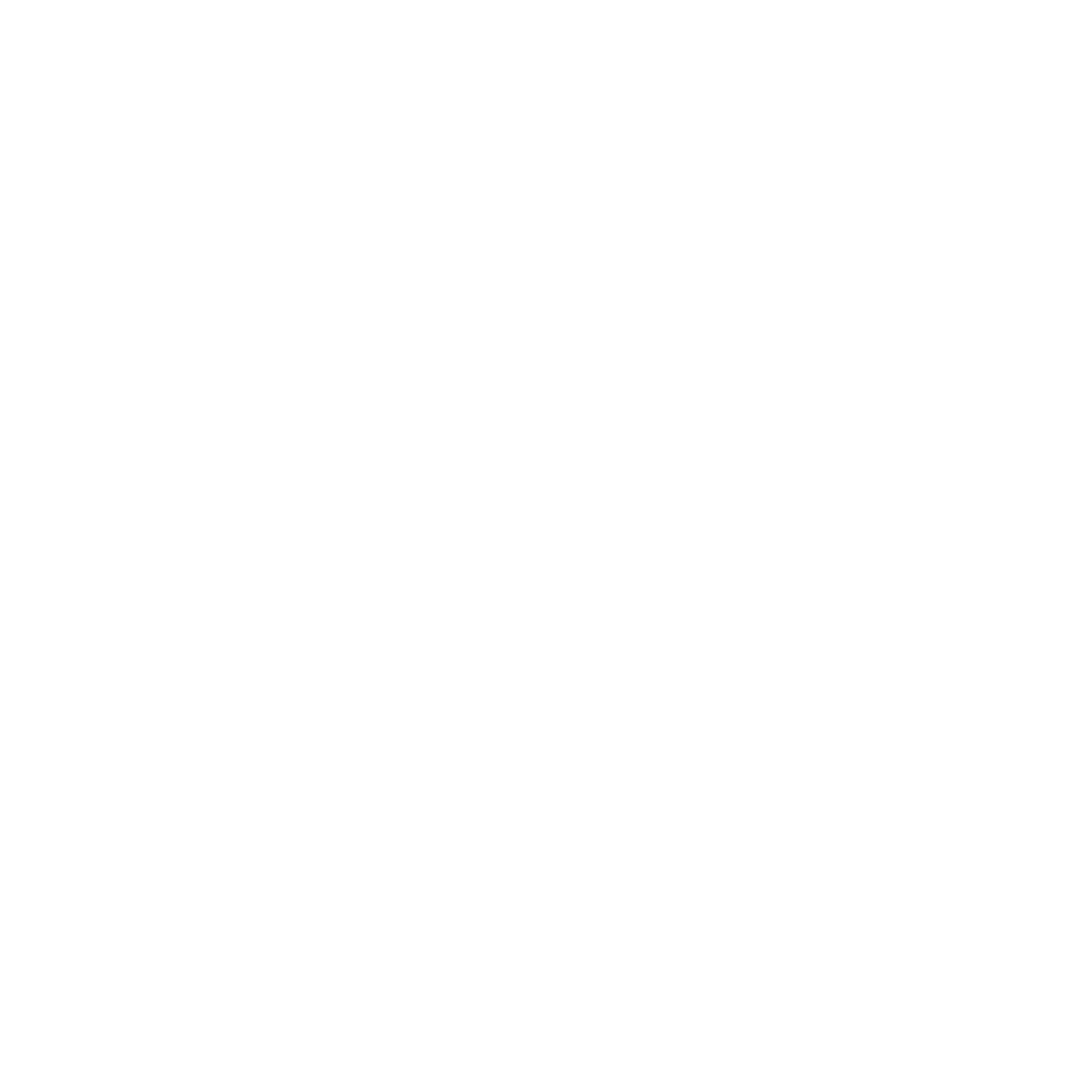 Freddy's Cone Icon Circle Reverse