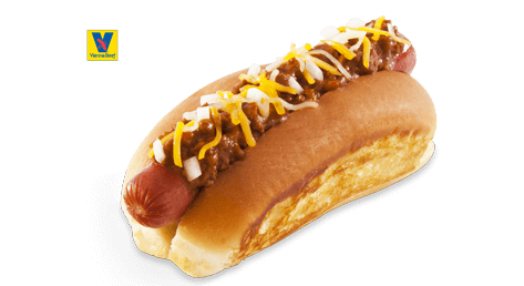 Freddy's Frozen Custard Chili Chese Dog