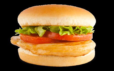Freddy's Frozen Custard Grilled Chicken Sandwich