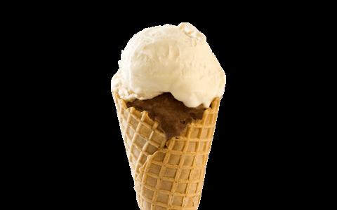 Freddy's Frozen Custard Waffle Cone