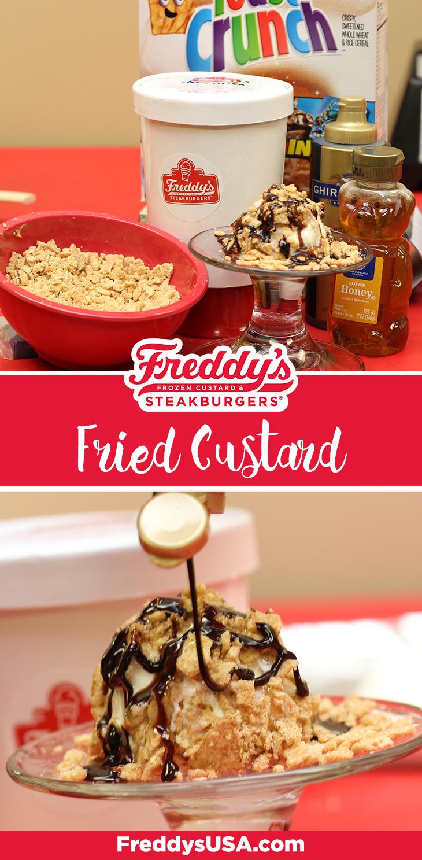 Freddy's Fried Custard Pinterest Recipe