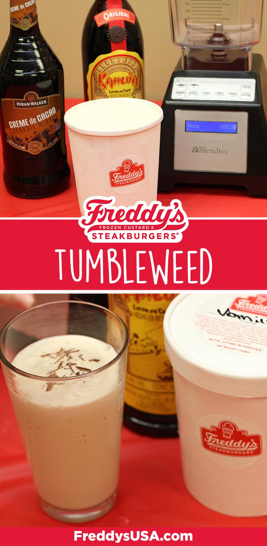 Freddy's Tumbleweed Pinterest Recipe