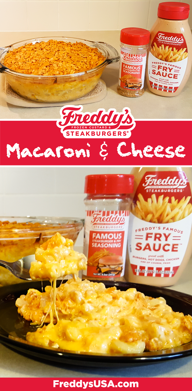 Freddy's Macaroni & Cheese