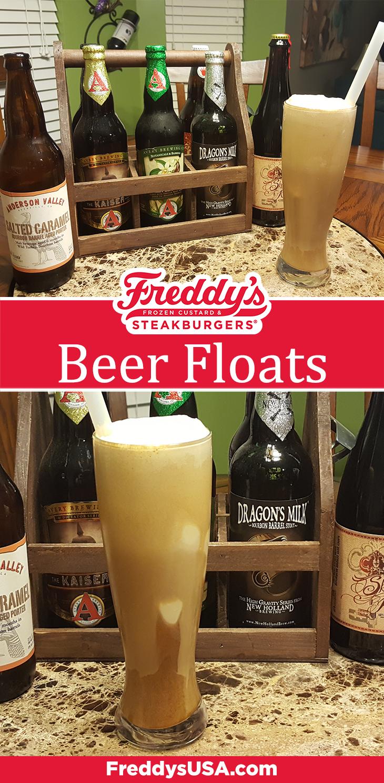 Freddy's Beer Float