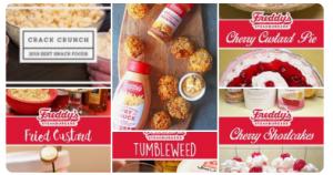 Pinterest DIY Recipe Board