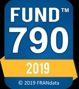 Freddy's Frozen Custard & Steakburgers has a FUND score of 790 copyright 2019 FRANdata