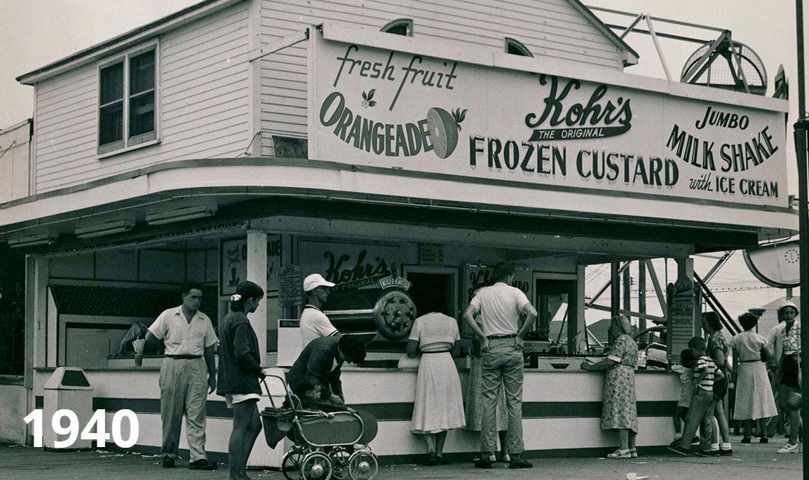 Kohr's Frozen Custard