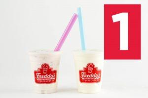 Freddy's Frozen Custard Shakes