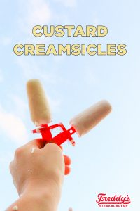 Pinterest Freddy's Creamsicles