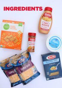 Freddy's Mac & Cheese Ingredients
