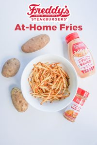 Freddy's At-Home Fries