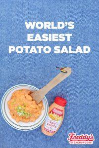 Freddy's Potato Salad