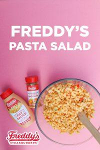 Freddy's Pasta Salad