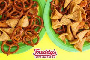 Pinterest Freddy's Snack Mix