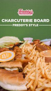 Freddy's Charcuterie Board on Pinterest