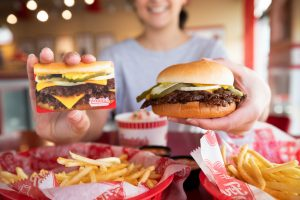 Ring in the holidays with a gift card from Freddy's!