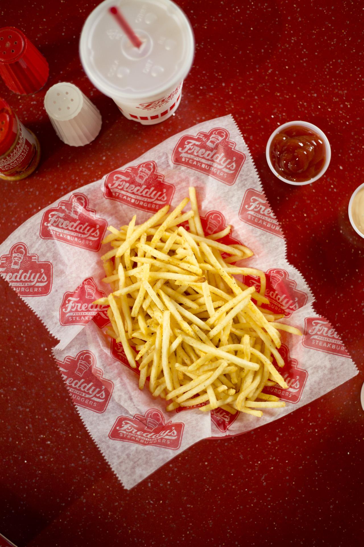 Freddy's Basket of Fries