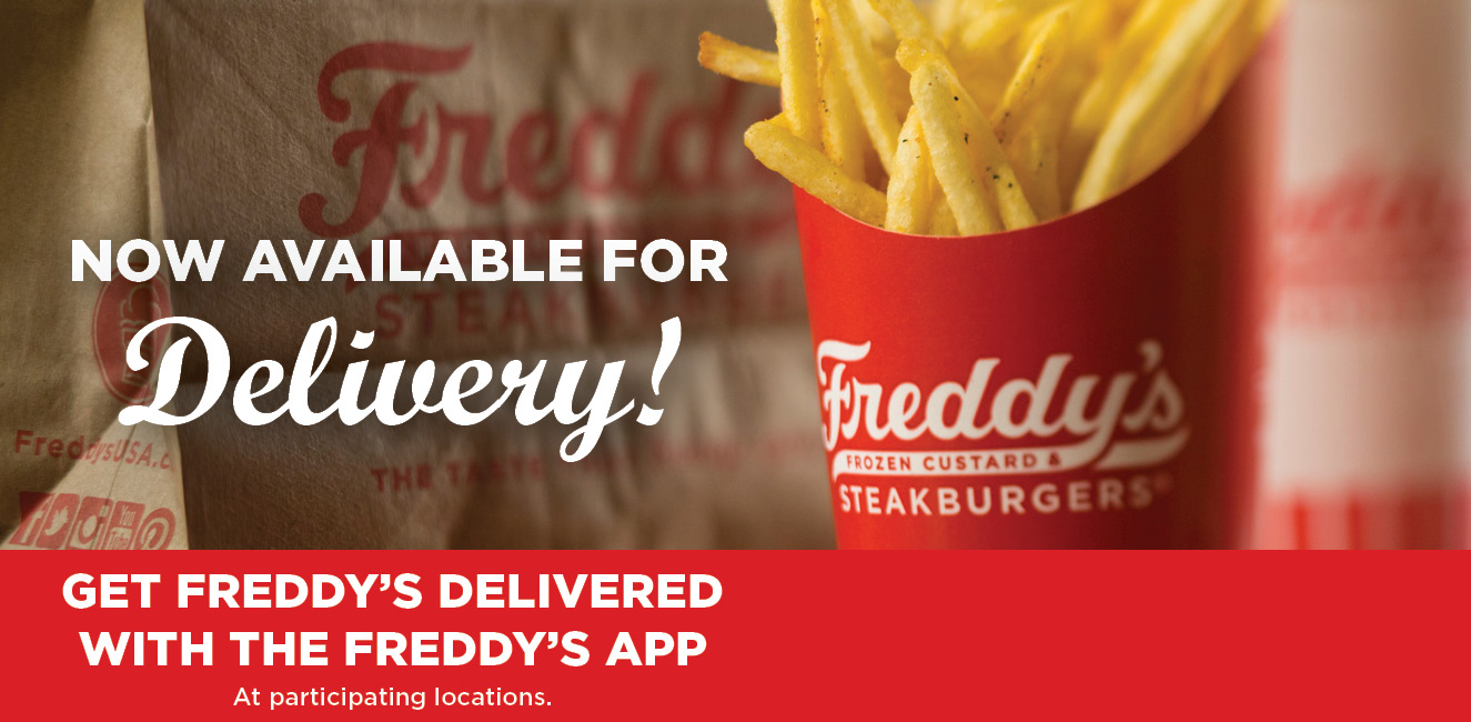 Delivery in the app