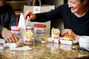 Get your Freddy's delivered right to your door!