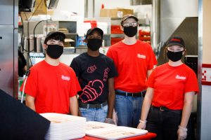 Now Hiring at Freddy's!