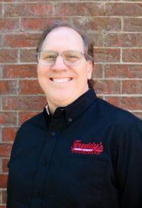 Chris Dull, CEO