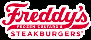 Freddy's logo.